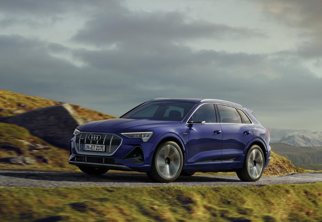 Audi: e-tron z większym zasięgiem, elemoto.pl