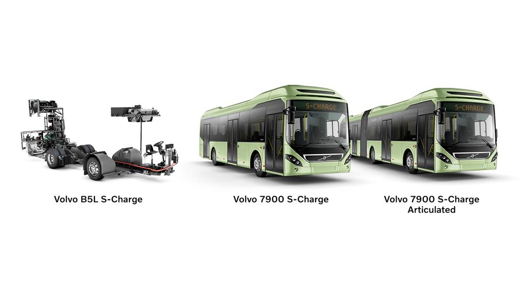 VOLVO BUSES: Samoładujący się autobus Volvo - dłużej i bezemisyjnie, elemoto.pl