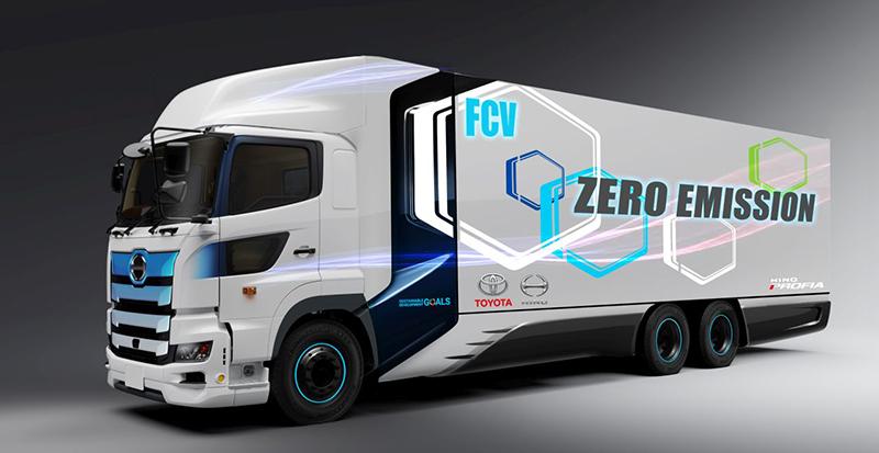 W ramach bezpośredniej współpracy Toyota dostarcza wodorowe ciężarówki kalifornijskim portom morskim i auta dostawcze sieci sklepów Seven Eleven w Japonii.