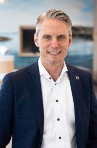 Johan Larsson, dyrektor ds. rozwiązań elektrycznych w Volvo Trucks: – Wymiana i analiza szczegółowych danych miała kluczowe znaczenie w obliczeniach zużycia energii – z uwzględnieniem załadunku i rozładunku.