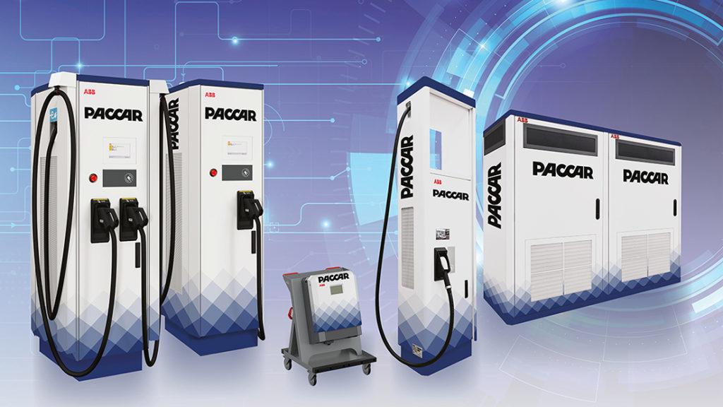 DAF: Ładowarki PACCAR dla baterii ciężarówek z napędem elektrycznym, elemoto.pl