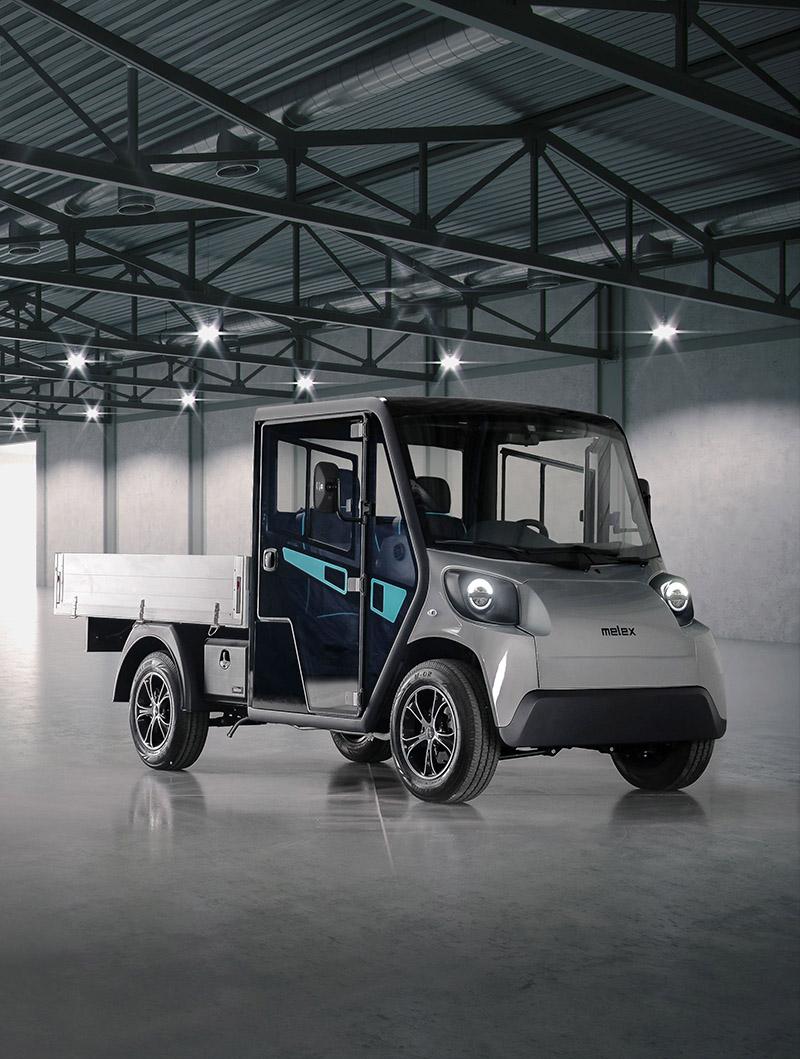 Użytkowy Model N.TRUCK – to nowa linia modelowa marki Melex.